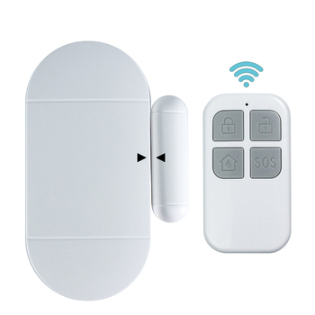 Wireless Door Window Burglar Alarm Magneto Home anti-theft DIY Kit Loud 130 dB Burglar Alert Security System