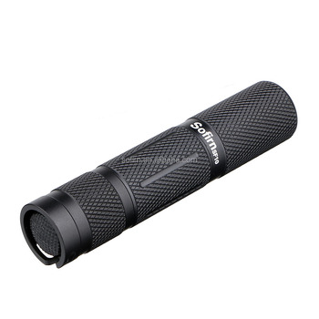 Factory supply metal aluminum led flashlight torch with high quality cheap price best selling in Russia