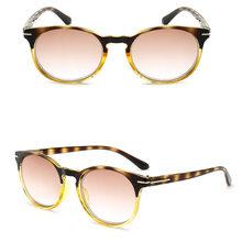 Тонированное стекло для чтения es для мужчин и женщин градиентные серые линзы анти UV400 стекло очки ретро стекло es + 1,0 1,5 2,0 2,5 3,0 3,5 4,0(Китай)