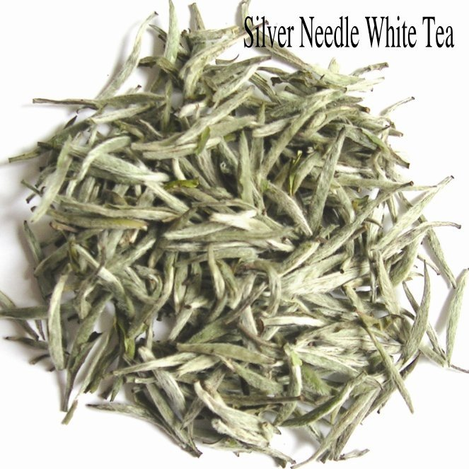 Free Sample EU Standard Organic Quality Silver Needle White Tea Jasmine Flavor White Tea - 4uTea | 4uTea.com