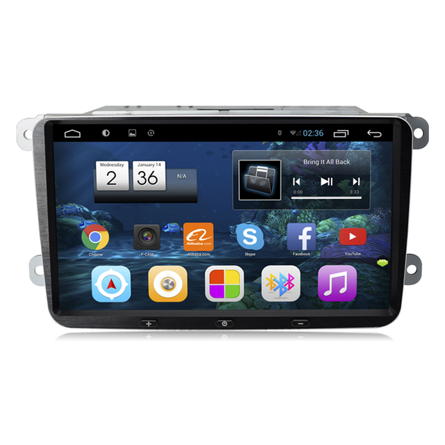 9 quad core android car stereo audio headunit autoradio for vw skoda polo golf 5 6 passat cc. Black Bedroom Furniture Sets. Home Design Ideas
