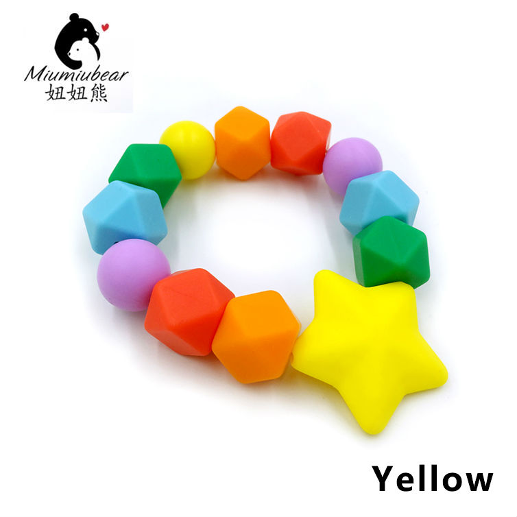 Search For Flights Baby Outfit Silicone Teether Baby Teething Toys Silicone Beads Letter Boy And Girl Flower Shaped Women Fashion Wearing Home