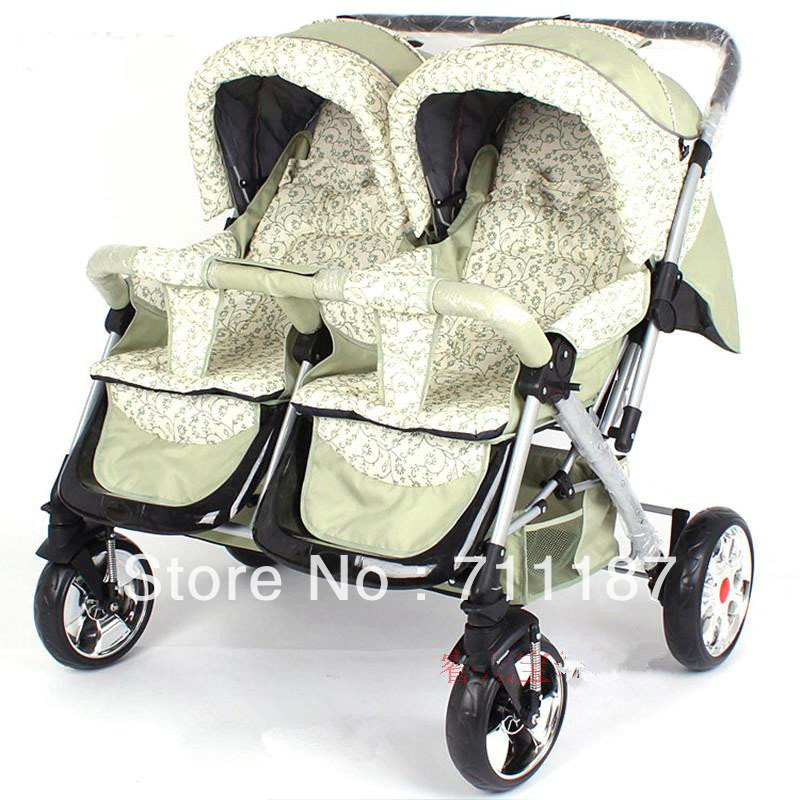 Cheap Double Stroller With Car Seat Strollers 2017