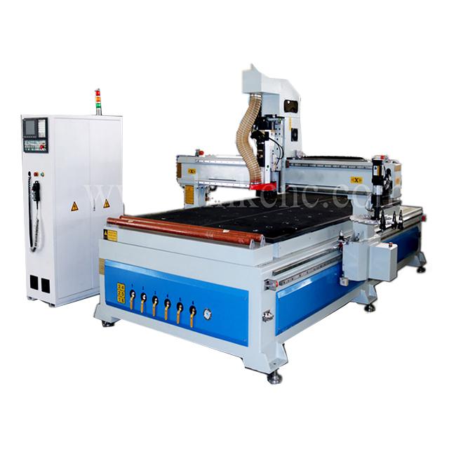 850w Japan Yaskawa servo motor and driver cnc milling machine , low cost atc cnc router