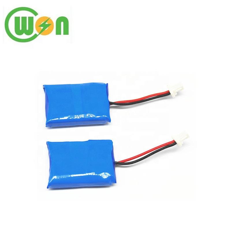 3.7V 140mAh Lithium Polymer Battery for CS540 CS540A 86180-01 84479-0 Headset