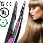 Wholesale Flat Iron Wholesale New Gorgeous Flat Iron Hair Straightener With Teeth Private Label Flat Iron With Voice Function