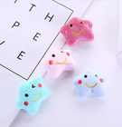 Cute mini star design stuffed plush toy wholesale cheap price mini plush toy promotional gift soft toy small