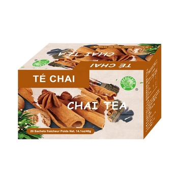 Hot Sale Chai Tea Natural Flavor Tea