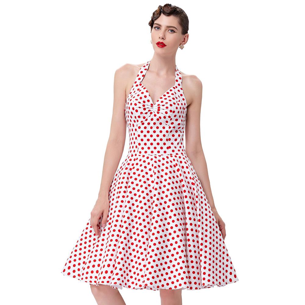 Aliexpress.com : Buy Summer Women Dress 2016 Polka Dots ...