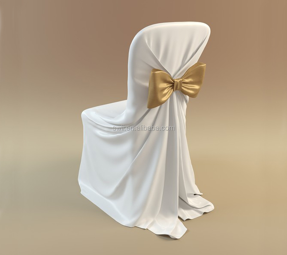 Factory Wholesale Spandex Chair Covers For Weddings
