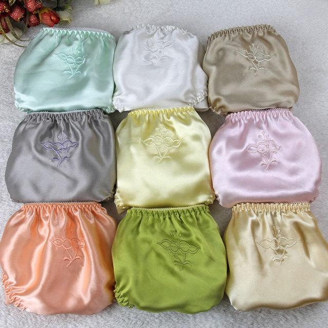 Women In Satin Panties 24