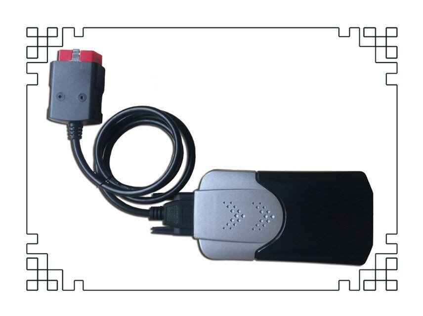 מקצועי אוניברסלי חדש צורה NEC TCS CDP Bluetooth Multi-language V2014.R2 תוכנת סדק מתכנת ירוק יחיד לוח PCB