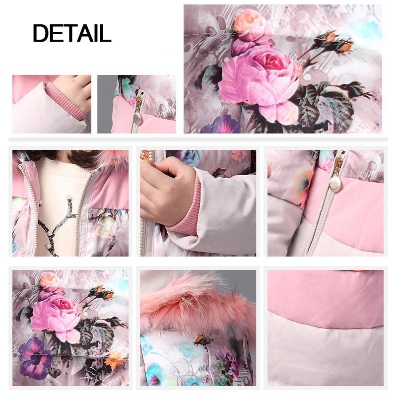 a4df2e516 New Girls Winter Coat Kids Winter Jackets For Teenage Girls Jacket ...