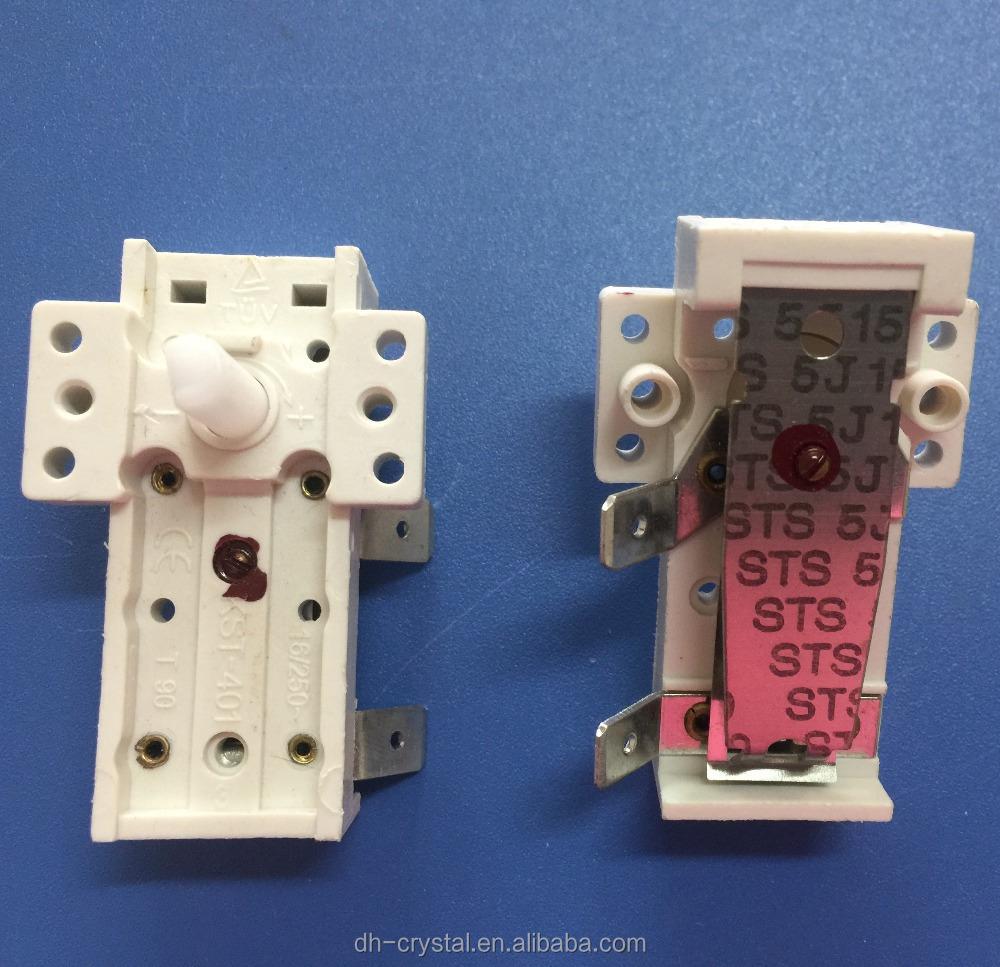 New KST401 Heater Thermostat bimetal thermostat