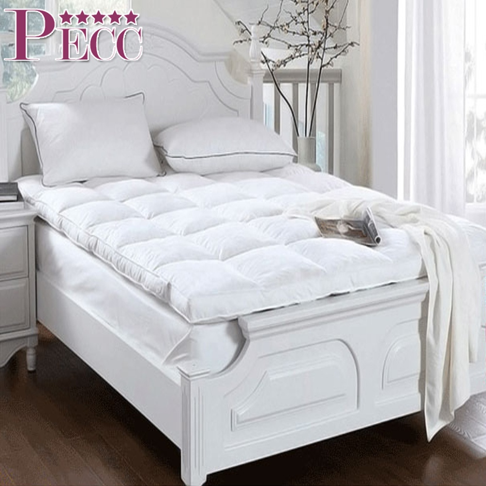 White Duck Down Feather Superior Mattress Topper With Factory Price
