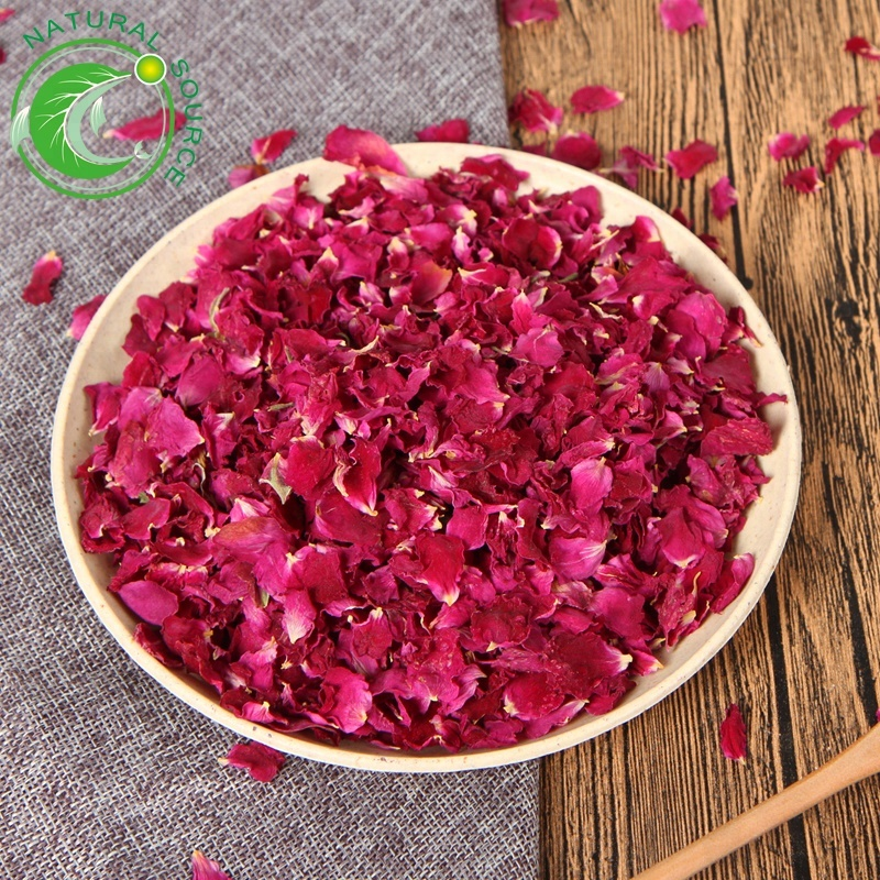 High Quality Flower Tea Sulfur-Free Red Rose Petal Tea - 4uTea | 4uTea.com