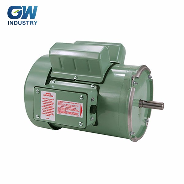 NEMA TEFC 1800rpm 0.5hp single phase nema 48 electric motor