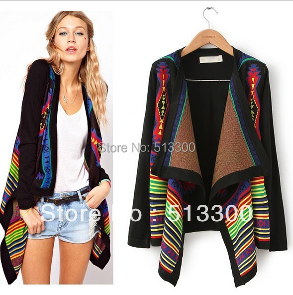 On sale!Autumn winter cardigans sweater knitted sweater ...