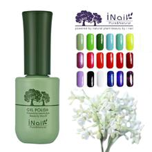 Free shipping 6pcs Inail osmanthus Aroma UV Gel Nail polish 15ml 78 colors for choice