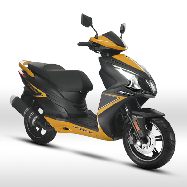 Fighter -znen 2015 new scooter 125cc 150cc gas scooters ...