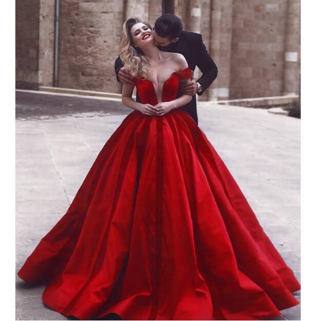 Turkische Schonheit Brautkleid Rot Ballkleid Hochzeit Kleid Buy Rot Ballkleid Hochzeit Kleid Product On Alibaba Com