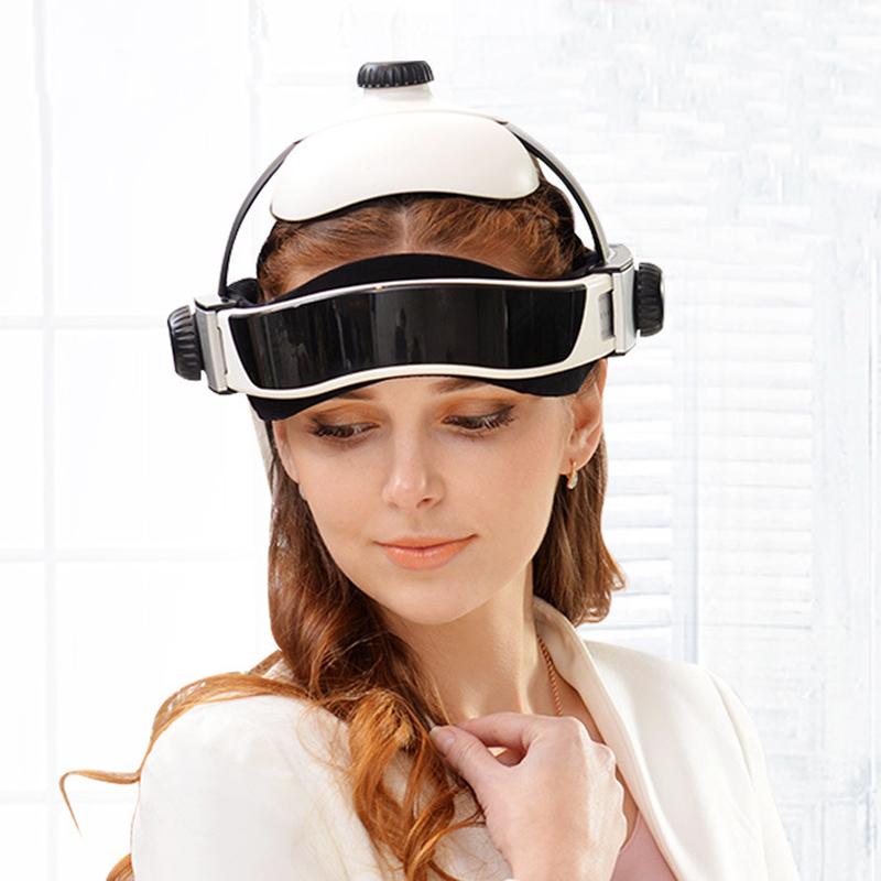 Массажер головы автоматический красивое женское белье на полненьких