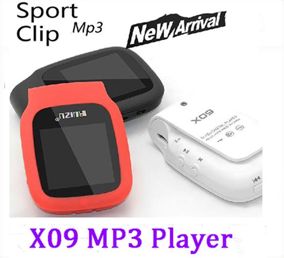 Better Now Mp3 Original: Original Sport RUIZU X09(x06) Mini MP3 Player Clip MP3