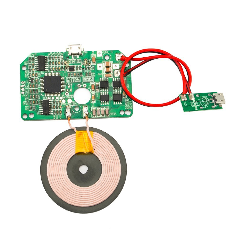 Qi Wireless Charger Module Single Coil DIY Inductive ...