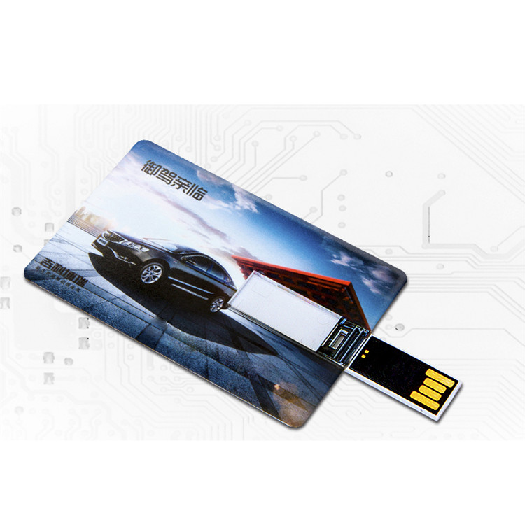 Business Credit Card USB Promotional Pendrive Gift 32GB USB Memory Stick - USBSKY | USBSKY.NET