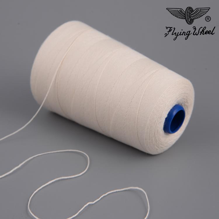 100% хлопчатобумажная нить, хлопчатобумажная швейная нить оптом
