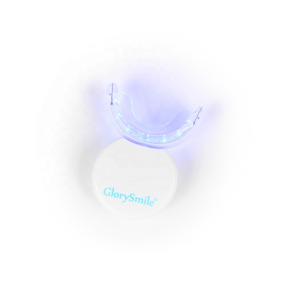 CE Approved Fast Result Beautiful Smile Professional Teeth Whitening Kit Private Label Rechargeable Light Teeth Whitener