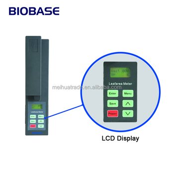 BIOBASE Portable Plant Agriculture analysis research Portable Leaf Area Meter