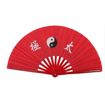 Chinese foldable fan traditional Kung Fu Fan Taiji fan abanico tai chi