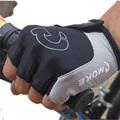 Unisex Cycling Gloves Sports Half Finger Anti Slip Gel Pad Motorcycle MTB Road Bike Gloves S