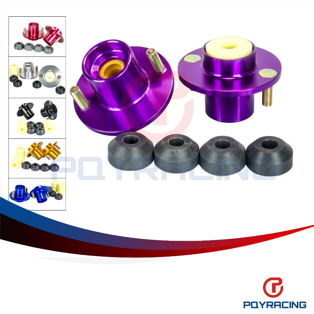 Coilover Top Hat: PQY STORE (2PC/LOT) SHOCK TOP HAT FOR 92 00 CIVIC DELSOL