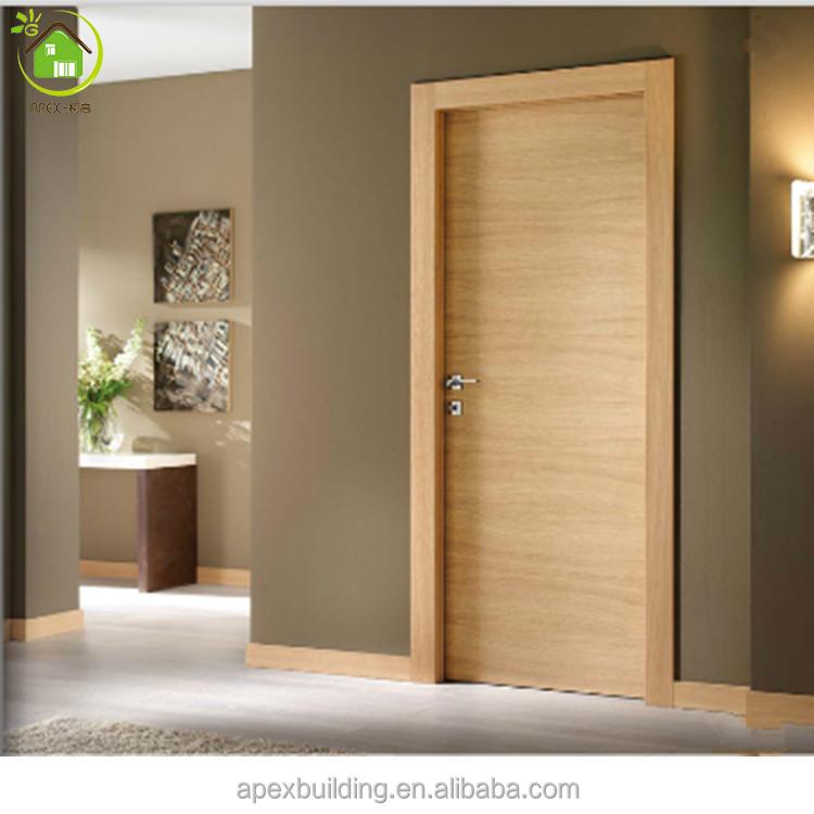 Veneer Modern Door Designs For Houses