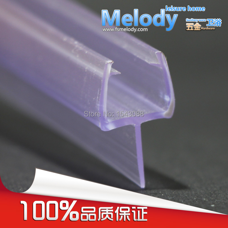Me 309b1 Bath Shower Screen Rubber Big Seals Waterproof