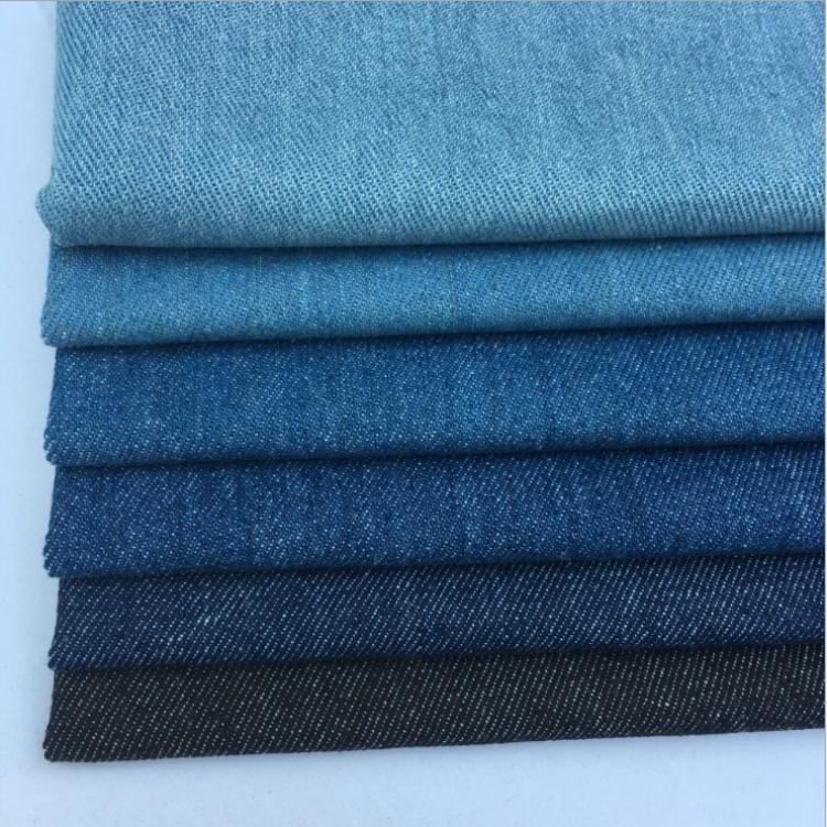 хлопок ткань джинсовая