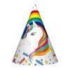 6pcs יום הולדת כובעים