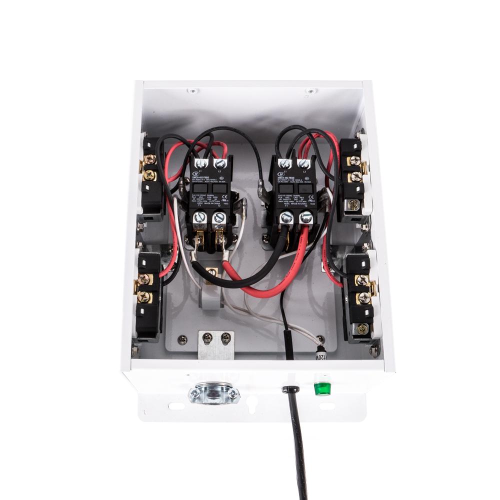 Гидропоника высокой мощности 8 сторон света релейный контроллер
