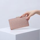 Wedding Clutch Clutch Champagne Gold Glitter Shoulder Bag Wedding Women Clutch Evening Bag