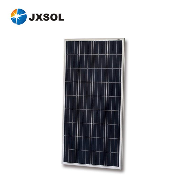 JXSOL ltd high efficiency 150watt photovoltaic solar panel solar yacht with make machine