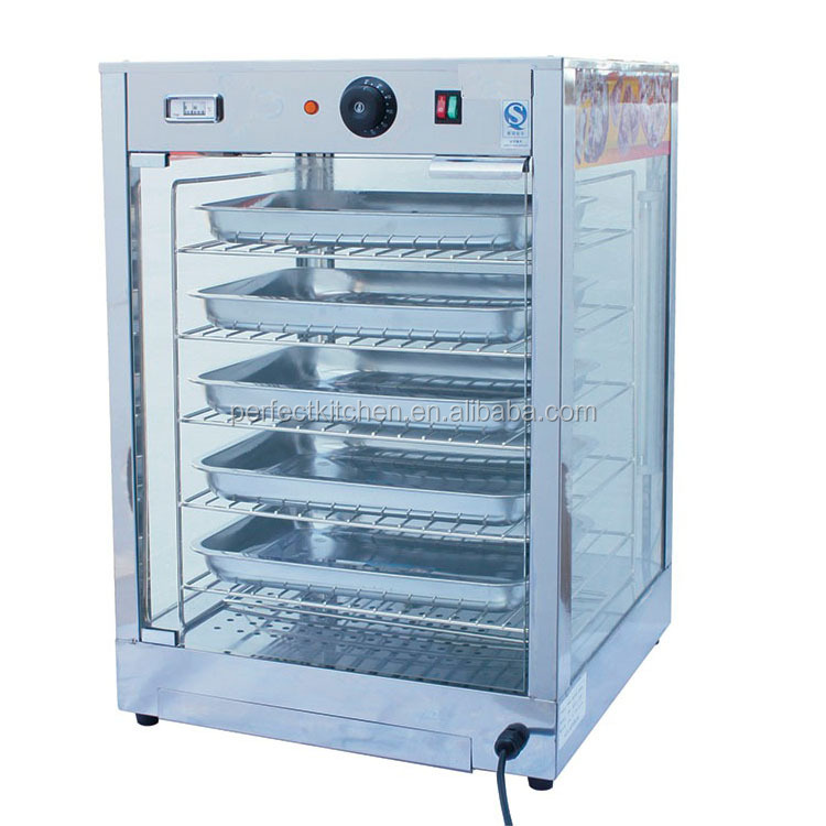Electric Food Warmer With 5 Trays Food Warmer Cabinet With Trays View Food Warmer Perfect Product Details From Guangzhou Perfect Kitchen Equipment Co Ltd On Alibaba Com