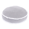 round grey pillow 15