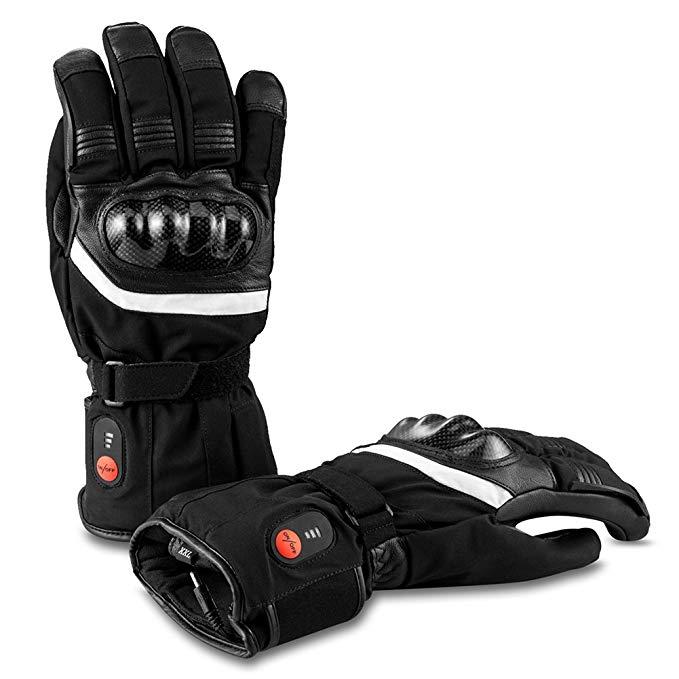 Спасителя зимние теплые спортивные штаны на открытом воздухе аккумуляторная батарея с подогревом, ветро-и водонепроницаемые мотоциклетные перчатки с защитой от ветра брюки для катания на лыжах и походов рыбалки охоты