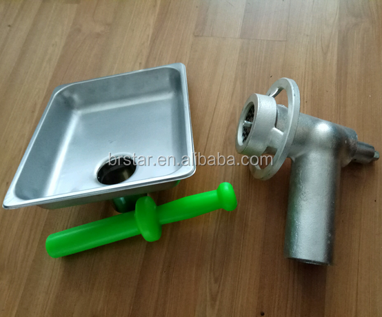 cast iron meat grinder head/ hot sell for American market