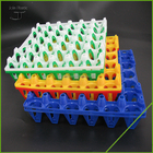 JOIN Newest Design Plastic Egg Tray Plastic Incubator Chicken Egg Tray Reusable Packing Crate for 30 eggs