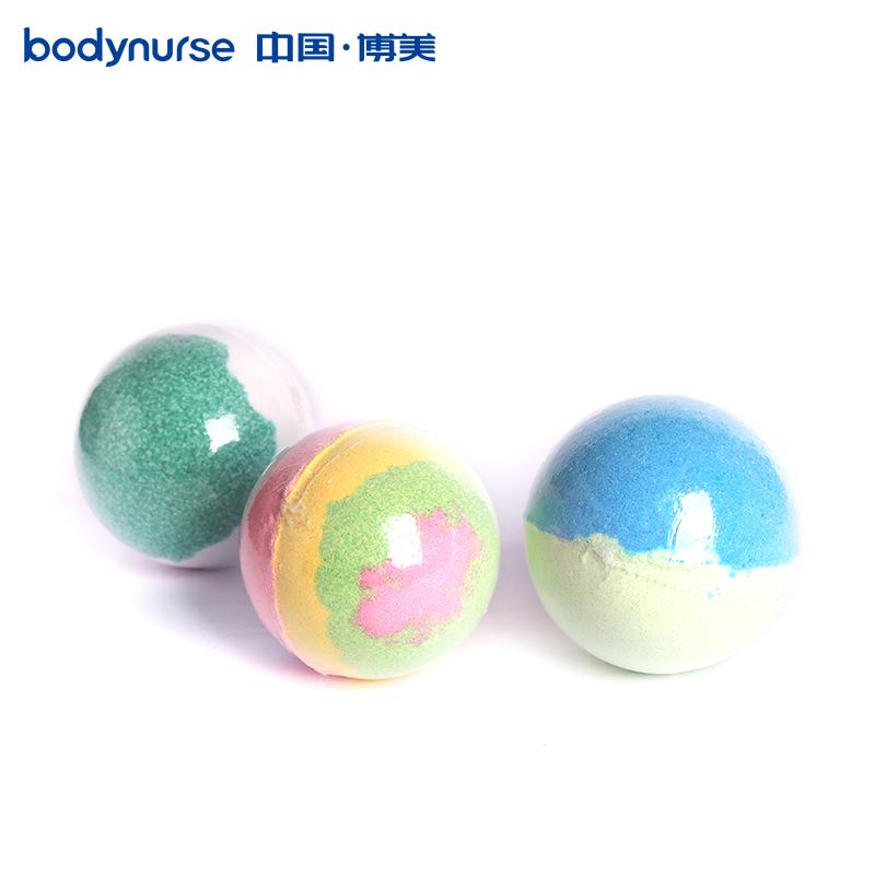 Качественная душевая бомба радужной формы, органические Бомбочки для ванны