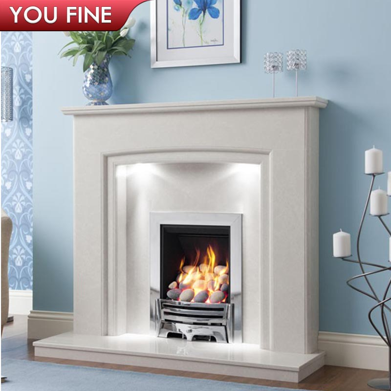 Indoor Used Marble Decorative Fireplace Mantels White Stone Fireplace For Sale Buy White Stone Fireplace Stone Fireplace For Sale White Stone Fireplace For Sale Product On Alibaba Com