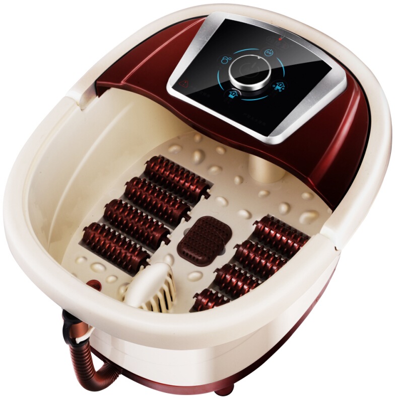 Foot spa massager machine foot spa, View Foot spa massager, JINGLUOBAO  Product Details from Cixi City Sandie Electrical Appliance Co., Ltd. on  Alibaba.com